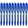 Free Shipping Pilot Frixion Erasable Gel Pen 0 5mm Extra Fine Blue 10pcs Set