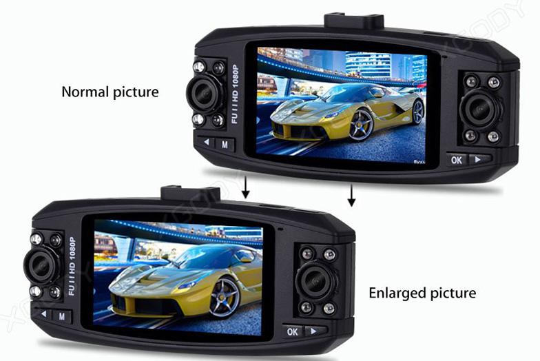 camera for car recording