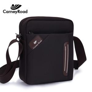 Image 2 - Carneyroad High Quality Men Shoulder bag Waterproof Ipad handbags Casual Messenger bags For Men