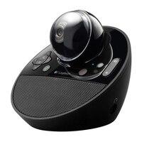 Logitech конференции Cam BCC950 видеоконференции веб камера, HD 1080 P Камера с Встроенный динамик микрофон, с посылка