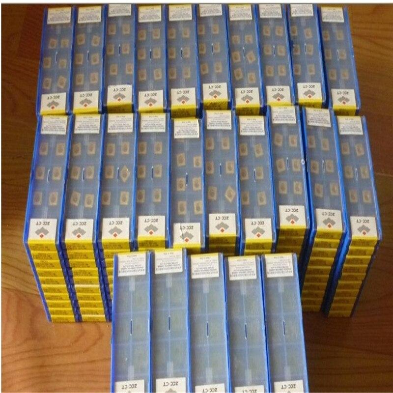 ZPFS0302 MG YBG302 Original ZCC carbide insert 10pcs lot free shipping