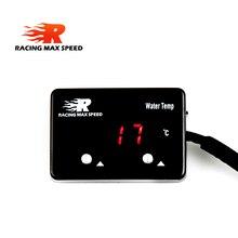 цены на high quality 1/8 npt sensor 12v dc car digital gauge red display,digital water temperature gauge в интернет-магазинах