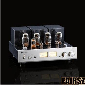 MUZISHARE X7 Push-Pull Vacuum Tube Amplifier KT88 (6550) Integrated