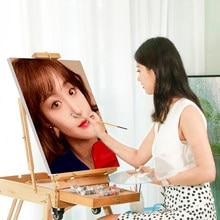 YIJIE-peinture à l'huile avec numéros de Photo personnalisée, bricolage sur toile, pour portrait de famille, bricolage personnalisé