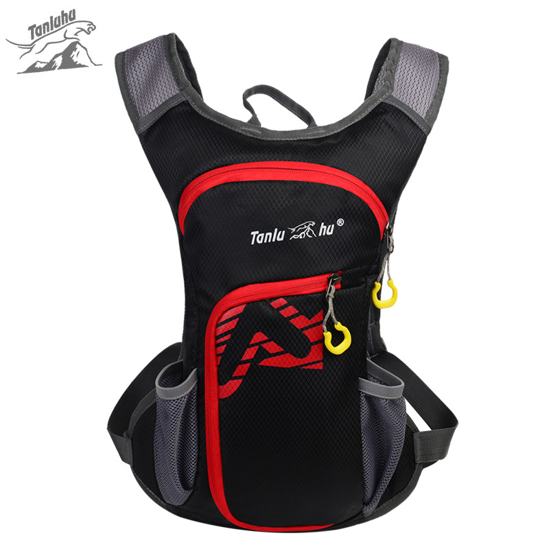 5L Tanluhu Outdoor Sports Bicycle Bike Backpack Climbing Bags Waterproof Running Cycling Hiking Travel Bag for <font><b>Hydration</b></font> Pack