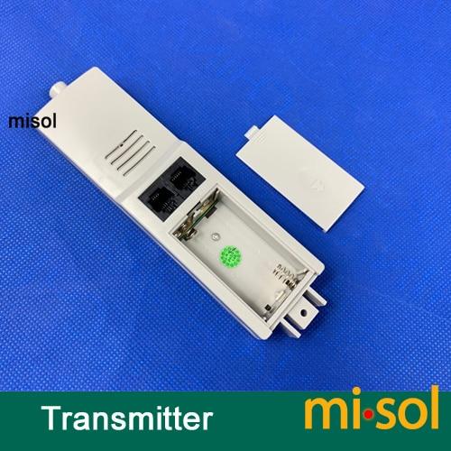 Repuesto para estación meteorológica (Transmisor / sensor termo higrómetro) 433Mhz