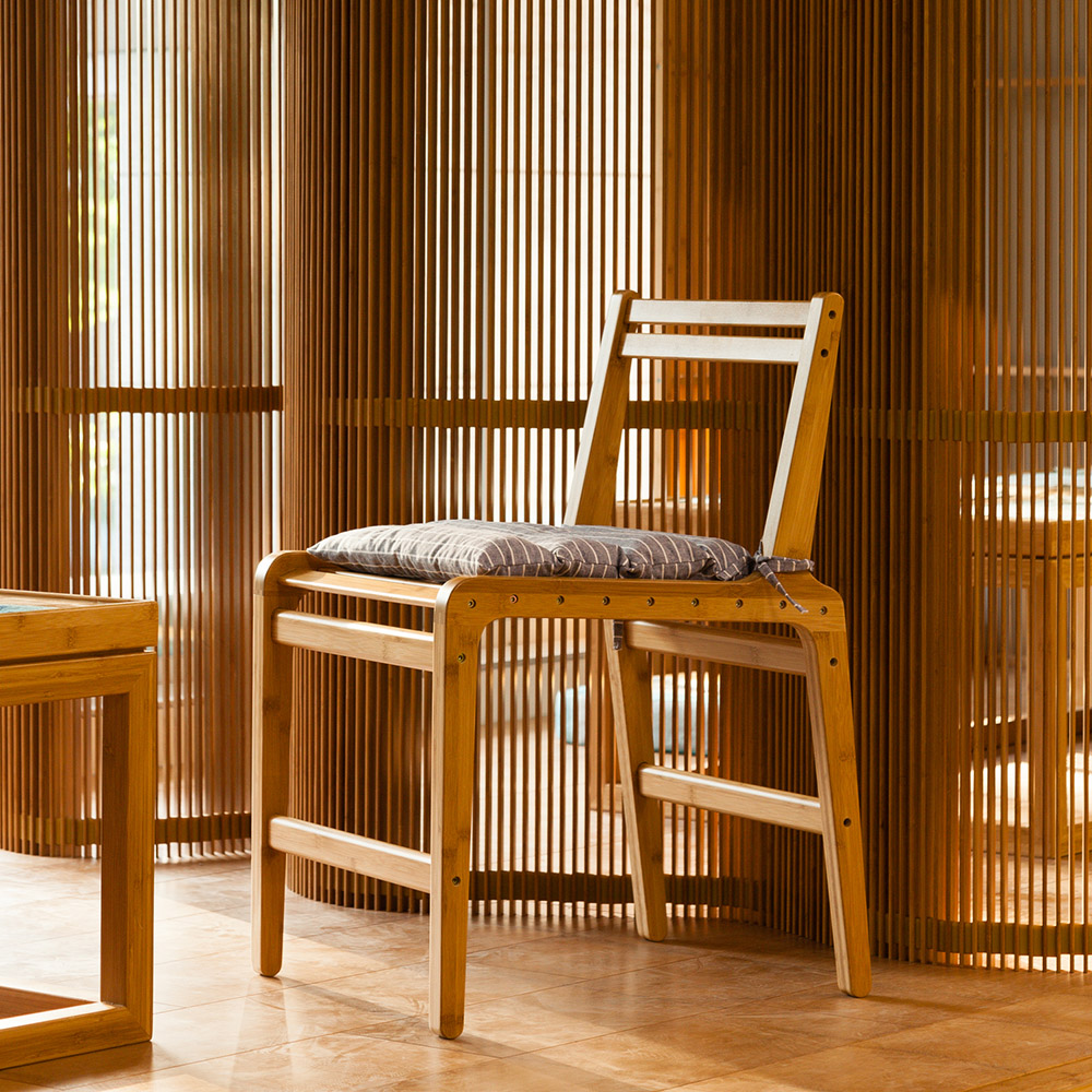 Bamboo Dining Room Chairs Promotion Shop For Promotional Bamboo