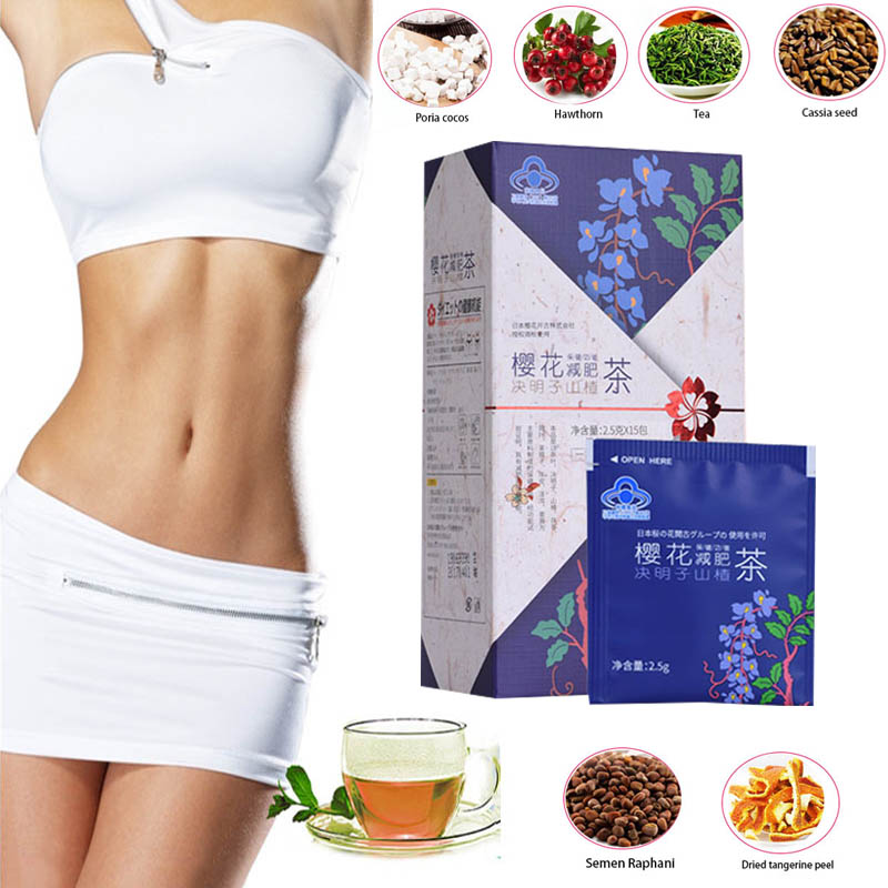 15 taschen Flache Bauch Tee Natürliche Abnehmen Tee Chinesischen Fettverbrennung Keto plus Pastillas Gewicht Zu Verlieren Dünne Gewicht Verlust Produkt