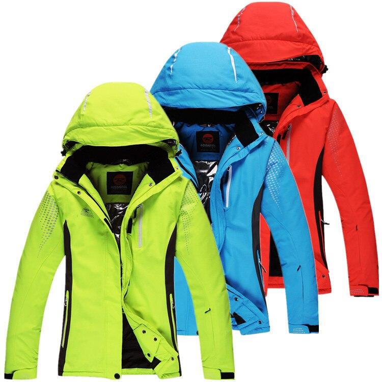2015 winter ski jacket for men and women snowboard skiing jacket ...