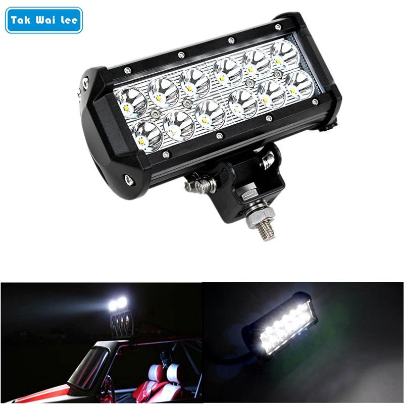 Tak Wai Lee 1gab. / Komplekts 36W 7 collu LED josla, kas darbina - Auto lukturi
