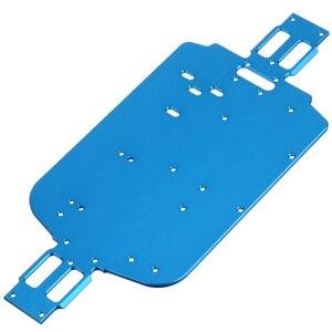 Image 1 - 1 Набор высокоскоростных металлических шасси для автомобиля Wltoys 1/18 A949 A959 B A969 A979 K929 RC