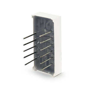 "Image 3 - MCIGICM 100pcs 7 segment Common Anode 3 Bit digital Tube 0.28"" 0.28in. Red LED Display 7 segmentos LED Digital tube"