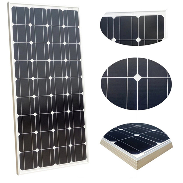 400W Solar Panel  w/ 40A MPPT Solar charge controller NO inverter 2