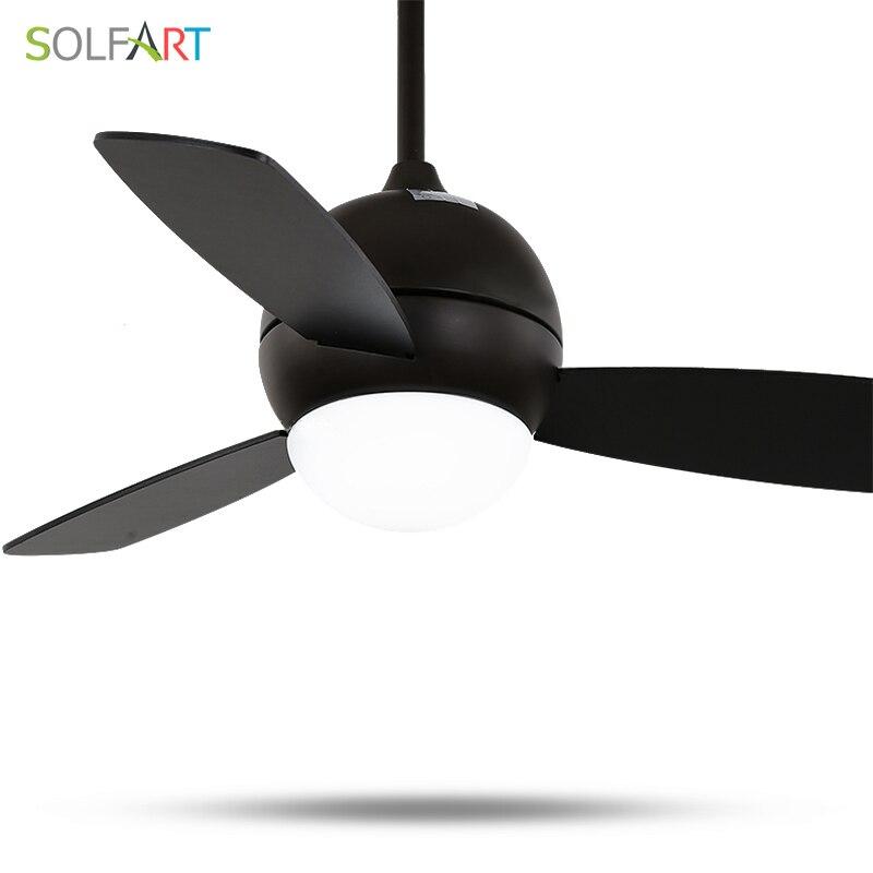 SOLFART drvena stropna ventilatorska ventilacijska svjetiljka stropna - Unutarnja rasvjeta - Foto 2
