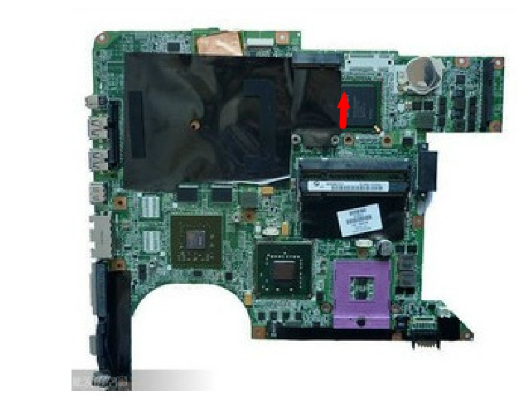 447982-001 connect board connect with motherboard G86-730-A2 DV9000 full test lap connect board 639521 001 g6 g6 1000 connect with printer motherboard full test lap connect board