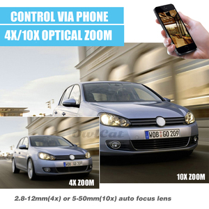 Image 2 - Owlcat מלא HD 1080P 5MP PTZ IP מצלמה חיצוני 4X 10X אופטי זום פאן הטיה מסתובב Onvif אבטחת CCTV מעקב IR מצלמה