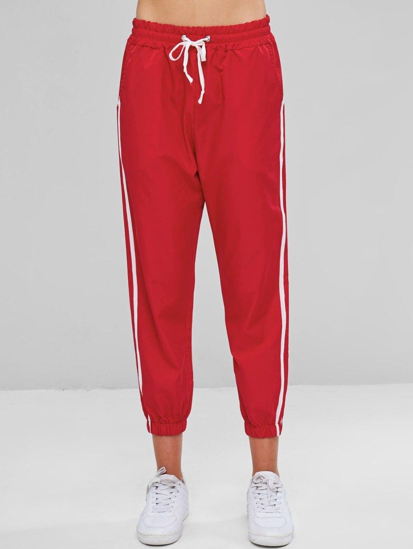 2018 New Trackpants Sweatpants Womens Pants Hot Sweat -1408