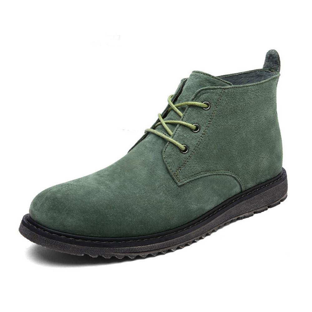bd161b1887 Jron Britischen Stil Männer Stiefel Aus Echtem Leder Martin Männer ...