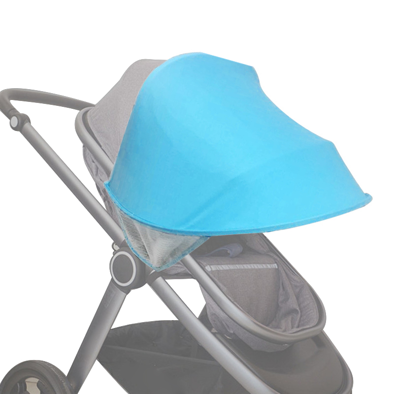 HOT SALE Baby Stroller Sun Visor Carriage Sun Shade Canopy Cover for Prams Stroller Accessories Car Seat Buggy Pushchair Cap S все цены