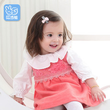 jingle mallet Dinstry 2018 femal baby spring Sleeveless