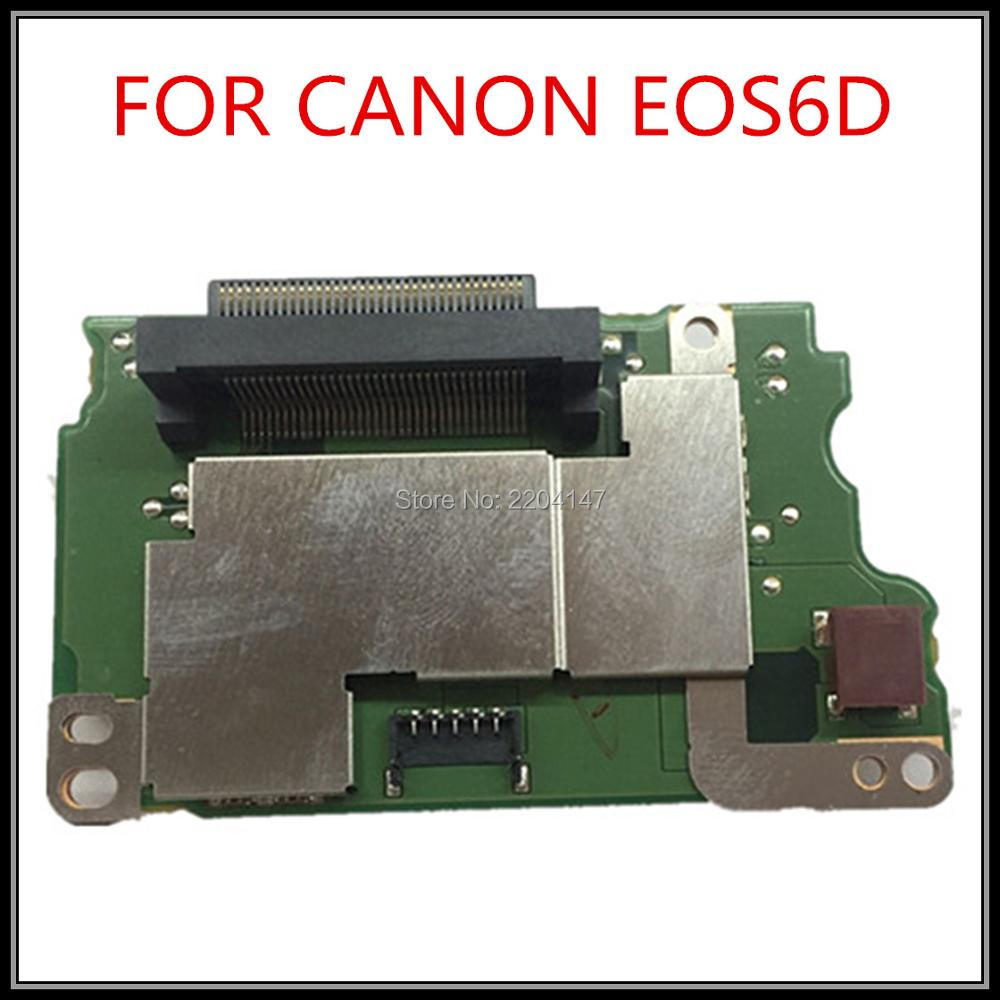 Free Shipping 100 New original 6D Power Board DC DC Board for CANON EOS 6D