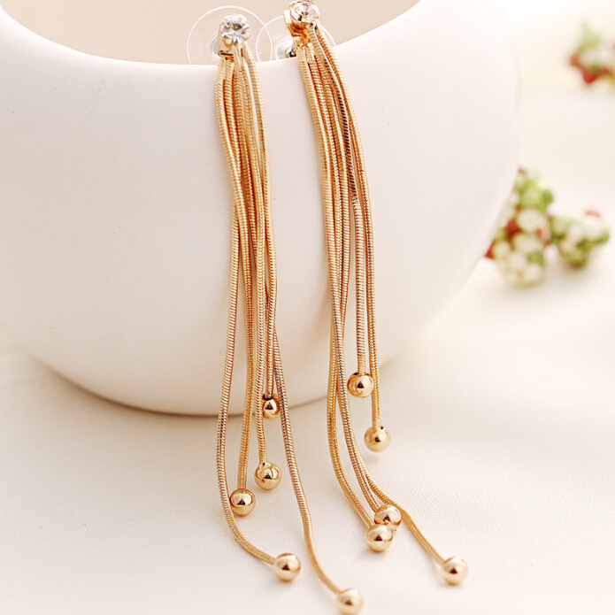 Design Latest Fashion Earrings With Tel For Las In Drop From Jewelry Accessories On Aliexpress Alibaba Group