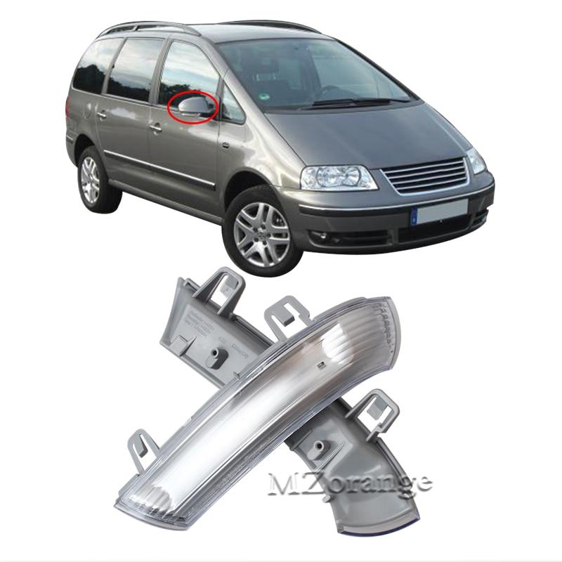 MZORAGNE Auto Styling Led Side Spiegel Mit Anzeige Blinker Lichter Für volkswagen VW SHARAN 1996-2010