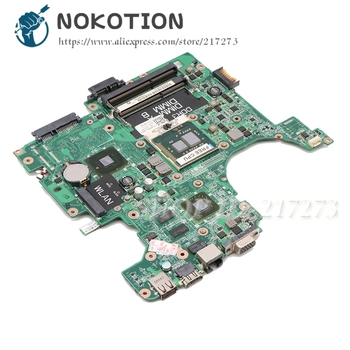 NOKOTION For Dell Inspiron 1464 14 inch Laptop Motherboard HM55 HD 4330 Graphics free cpu DA0UM3MB8E0 CN-0953PN 0953PN