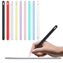Anti-Slip Silicone Protective Case Cover For Apple Pencil Shell Protector Accessories