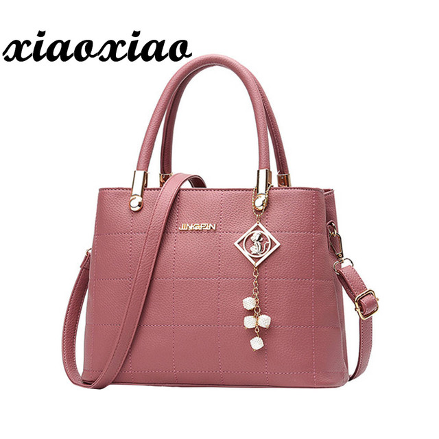 5fbb220fc Bolso Mujer Ladies Brand Leather Handbags Fashion Casual Tote Bag Big Shoulder  Bag For Woman Hot