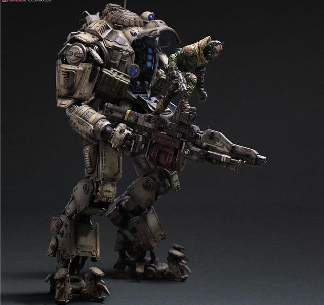 Фигурка Titanfall Атлас 27 см