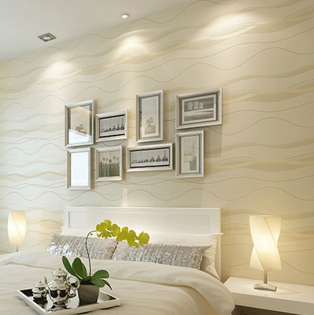 Papel decorativo pared beautiful para dar un efecto for Papel de pared decorativo