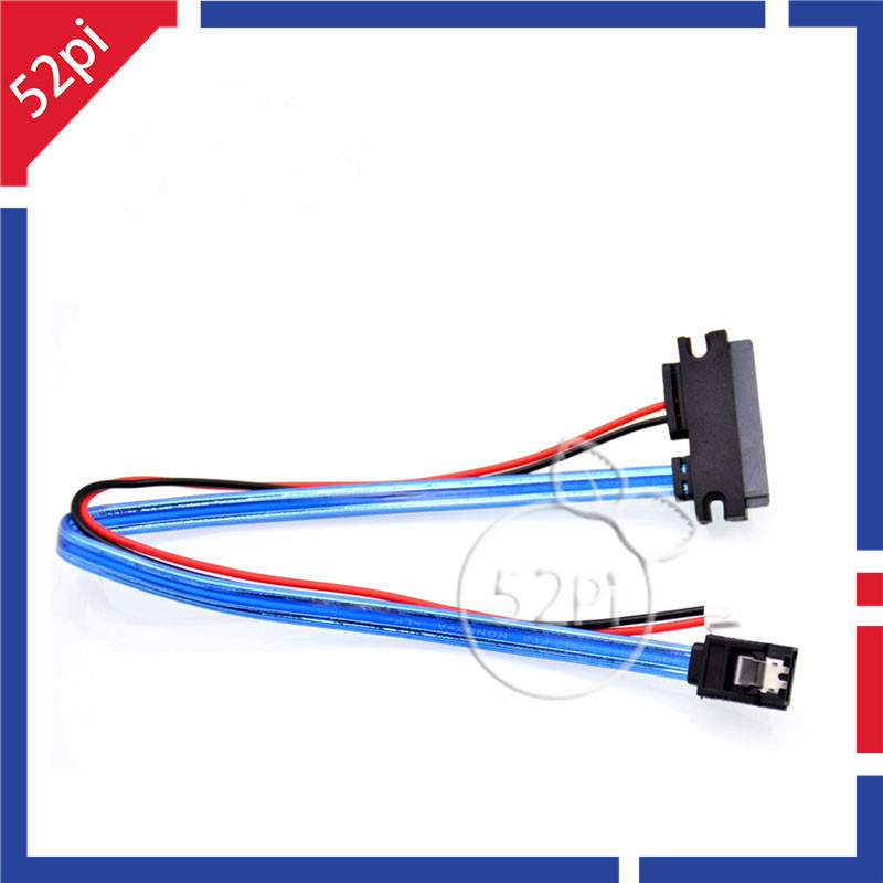 Original Banana Pi SATA Cable,HDD Connectors,Banana Pi Hard Disk Cable Connect 2.5 Inch Hard Disk To Banana Pi M1 Free Shipping