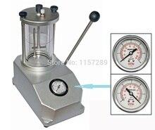 6ATM Uhrmacher Wasserdichte Uhr Tester & Uhrengehäuse Wasserdicht Test Maschine