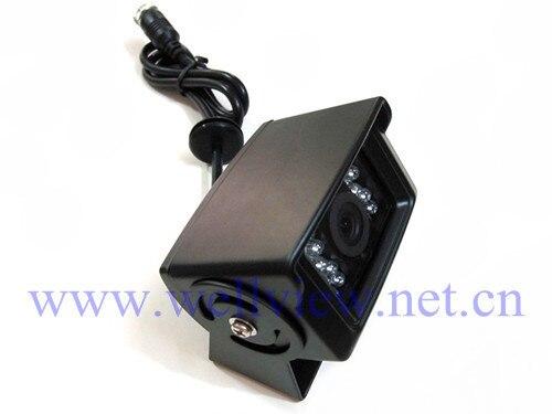 Reversing camera bus,120 degree,night vision,12v~24v power input,waterproof