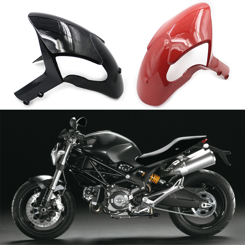 Front Tire Fender Mudguard Splash Mud guard Cover Protector Fairings kit For Ducati MONSTER 696 795