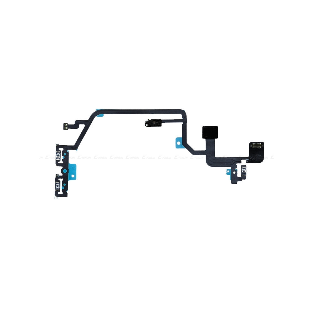 100% New Switch Power Button ON OFF Button Flex Cable Ribbon For iPhone XR Mute Silence Volume Button Key Repair Part100% New Switch Power Button ON OFF Button Flex Cable Ribbon For iPhone XR Mute Silence Volume Button Key Repair Part