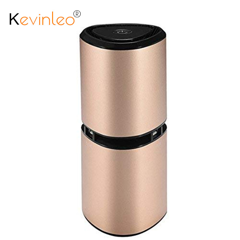 Kevinleo Ionizer - Portable Ionic Ionizer Car Air Purifier with Dual USB Ports for Car home OfficeKevinleo Ionizer - Portable Ionic Ionizer Car Air Purifier with Dual USB Ports for Car home Office