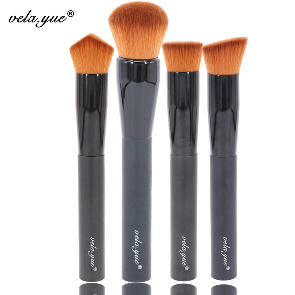 vela.yue Make Up Brush Set Multipurpose Face Powder Blush Foundation Makeup Tools Kit bluefrag highlighter makeup brush flawless face brush multipurpose powder foundation blush blbr0132