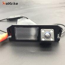 EEMRKE para Hyundai Genesis Veloster i10 i20 i30 FD PB PA 4 LED Câmeras CCD HD Câmera de Visão Traseira Do Carro de Backup Reversa Estacionamento Câmera