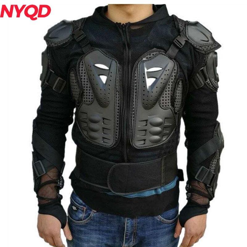 Qualité A + + moto rcycles armure protection moto croix vêtements protection moto croix retour armure protecteur - 6