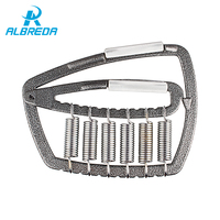 RODEX High Strength Adjusting Hand Grip Fitness Equipments Hand Muscle Sports Entertainment Hand Grips Single Free