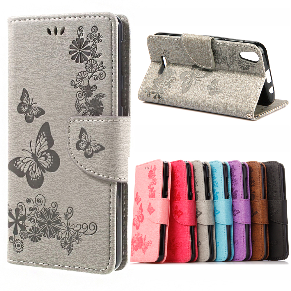 Wallet leather case For Wiko Lenny 4 Flip cover for Wiko Lenny 4 mobile phone Case Coque Funda bags