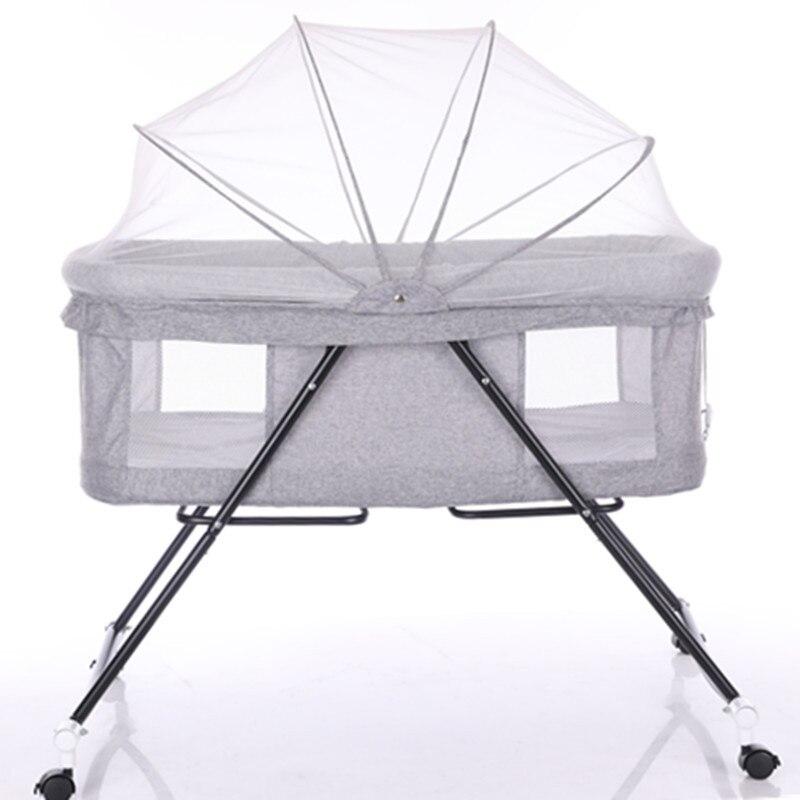 Berceaux bébé multifonctions Newbaby couffin lit Portable couchette de voyage pour bébé lit Portable berceaux pliants respirants