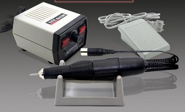Bijoux Outils De Polissage outil micro Forte 204 + 102L Dentaire Machine, Mini Micromoteur. Outil de Fabrication de Bijoux.