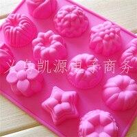 симпатичные 4 шт. пластиковые печенье плесень штамп маленький чик кролик бабочка и яйцо дизайн
