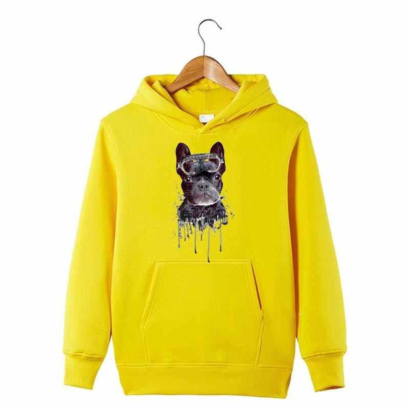 フレンチブルドッグパッチ服 A-レベル洗えるオイル水彩犬アップリケ鉄衣料用卸売 z-14