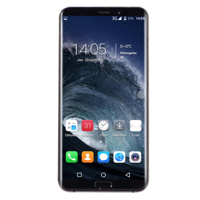 US $93 59 28% OFF|5 72 Touch Screen MP3 MP4 Music Video Player Smart Phone  Dual SIM Slot 512MB+4GB Android 5 1 0 4 Core Processor Mobile Phone-in MP4