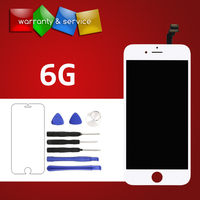 Grade AAA 4 7 Inch Mobile Phone LCD For IPhone 6 LCD Display Touch Screen With