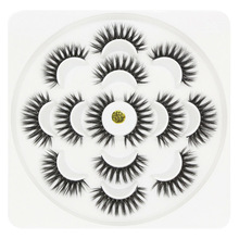 Mink Lashes 3D Mink Eyelashes Lashes Handmade Eyelash Extension Reusable Natural Eyelashes Popular False Lashes Makeup все цены